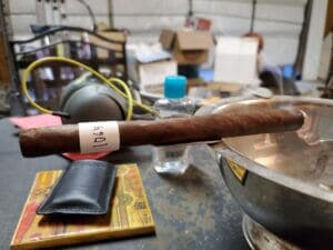 Blind Cigar Review: Drew Estate | Herrera Esteli Lancero