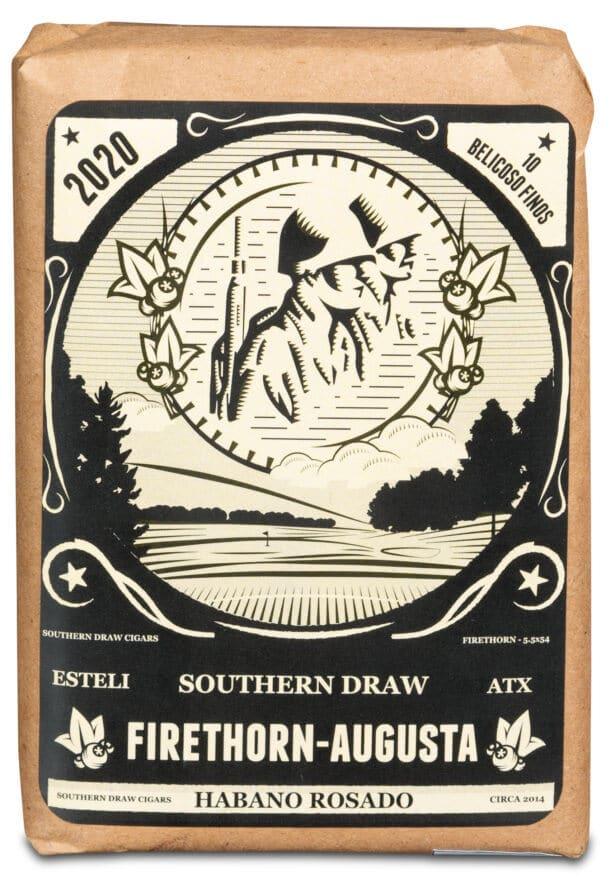 Cigar News: Southern Draw Announces Firethorn - Augusta