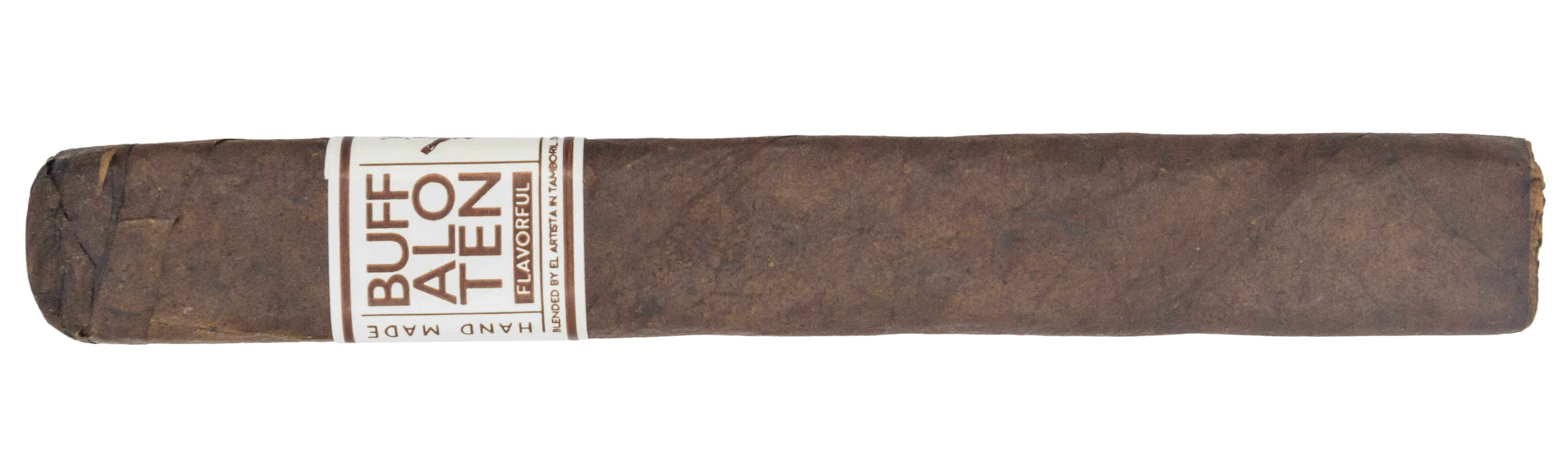 Blind Cigar Review: El Artista | Buffalo Ten