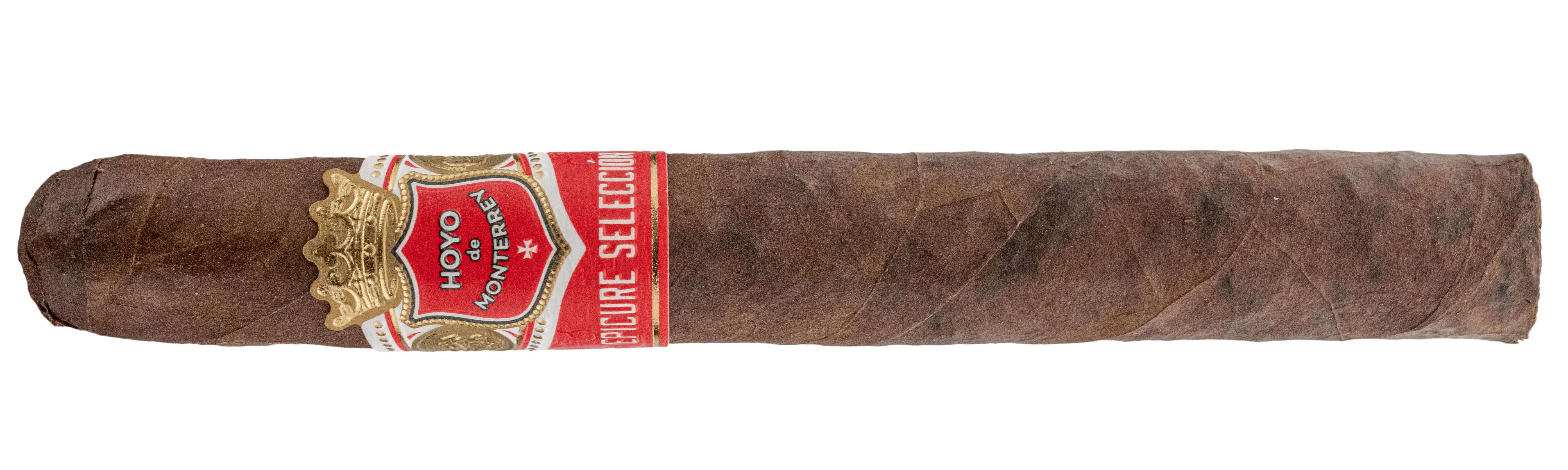 Blind Cigar Review: Hoyo de Monterrey | Epicure Selection No 1.