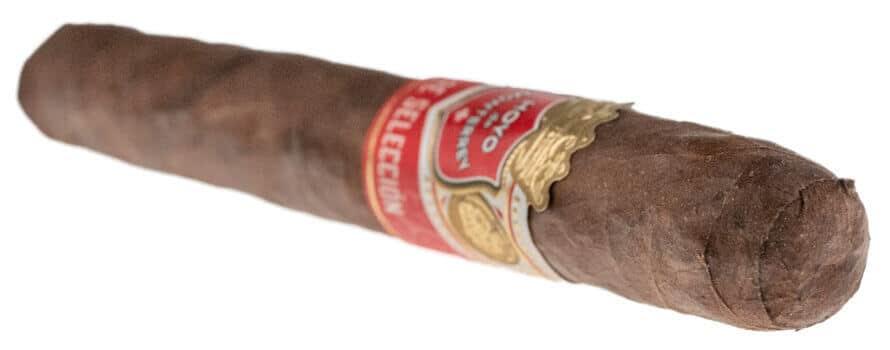 Blind Cigar Review: Hoyo de Monterrey | Epicure Selección No 1.