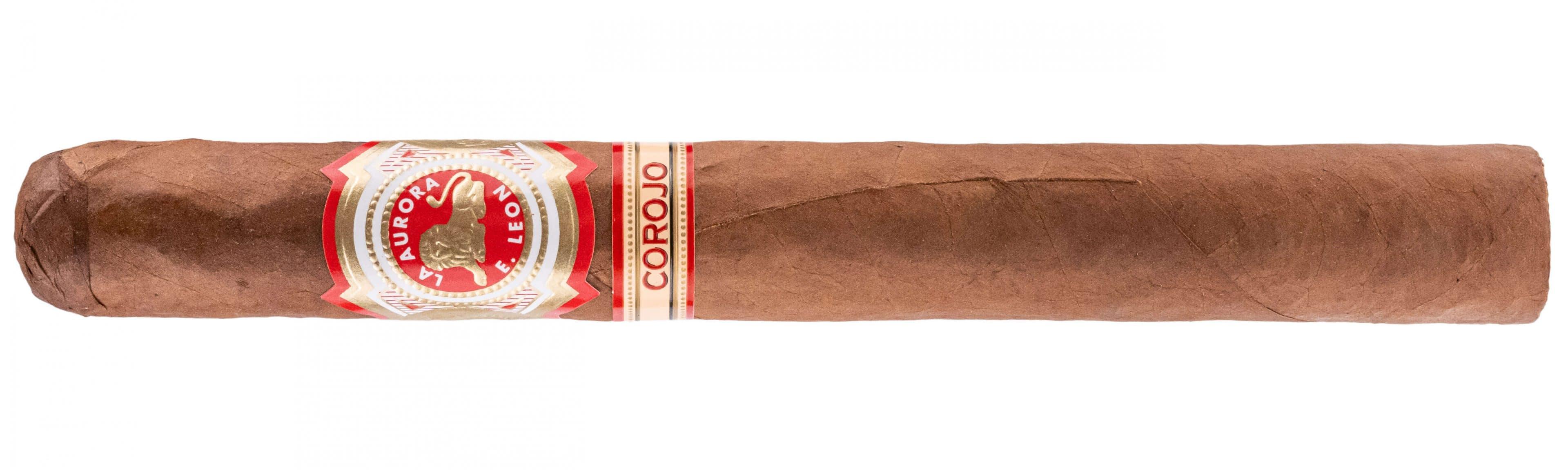 Blind Cigar Review: La Aurora   Embassador Habana Corojo Corona Gorda