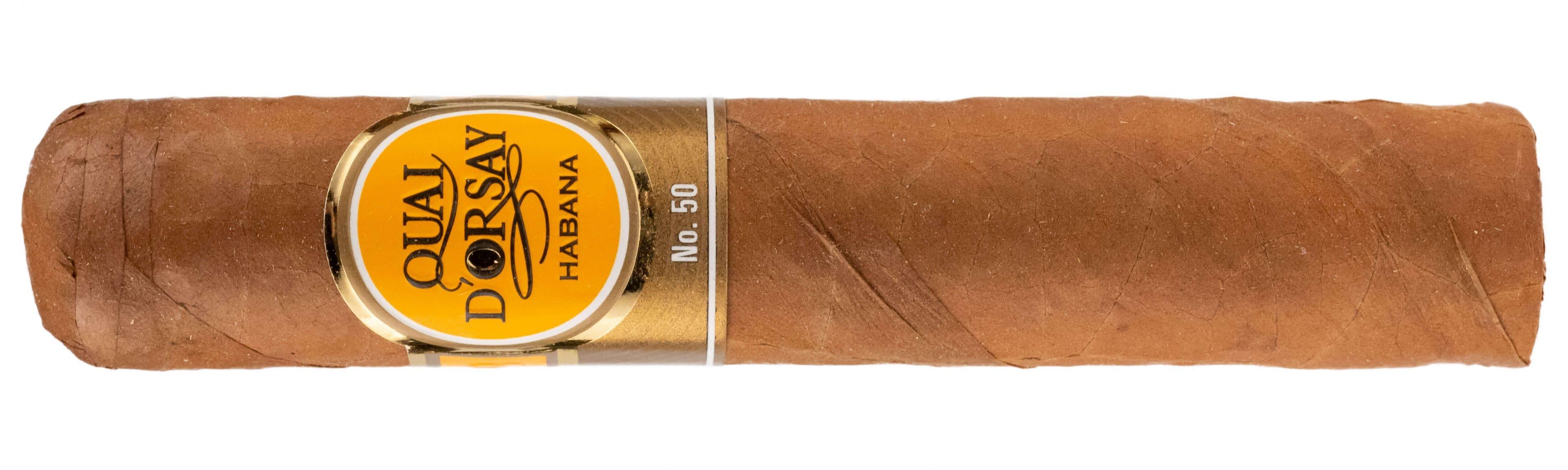 Blind Cigar Review: Quai D'Orsay   No.50