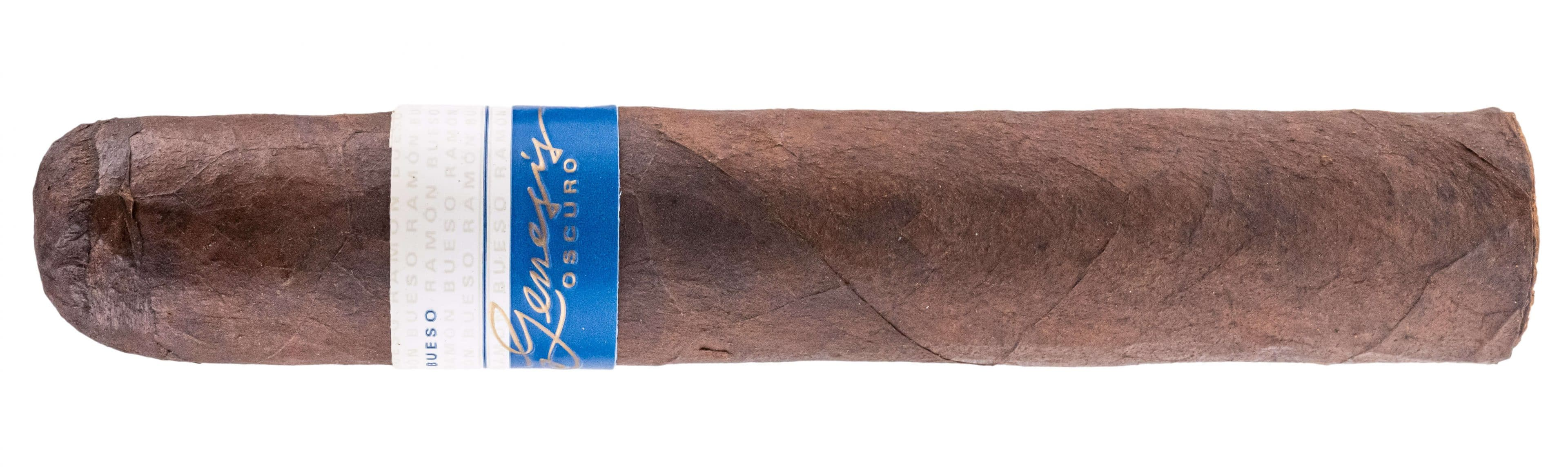 Blind Cigar Review: Ramon Bueso   Genesis Oscuro Robusto