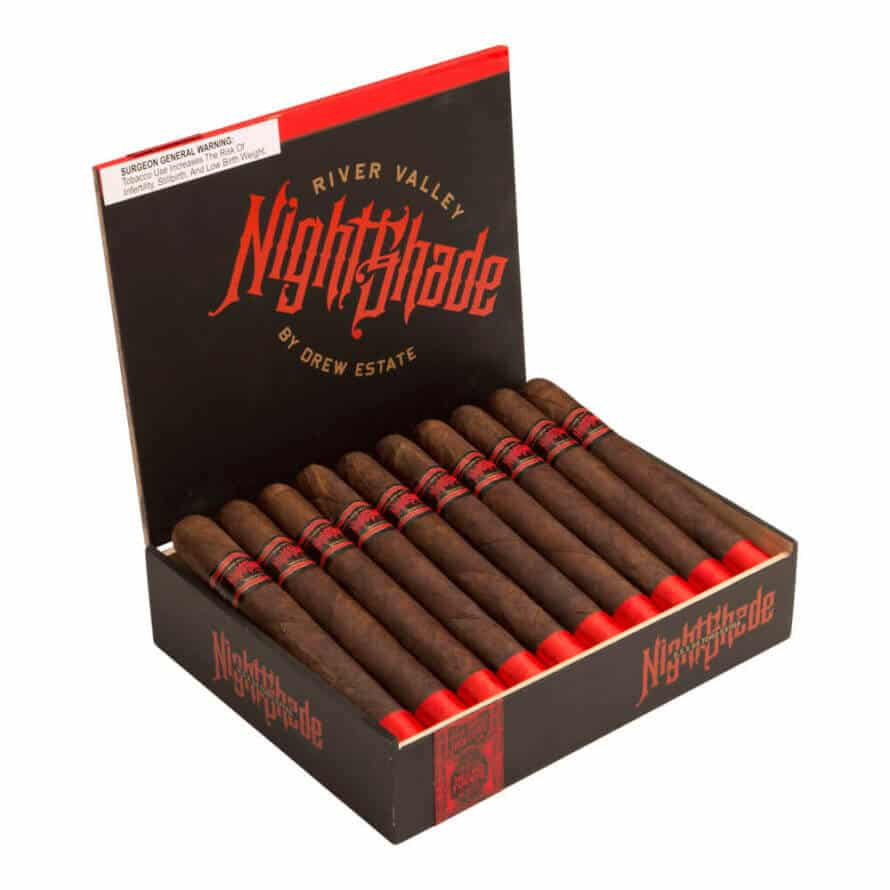 Cigar News: Drew Estate Launches JR Cigars Exclusive NightShade