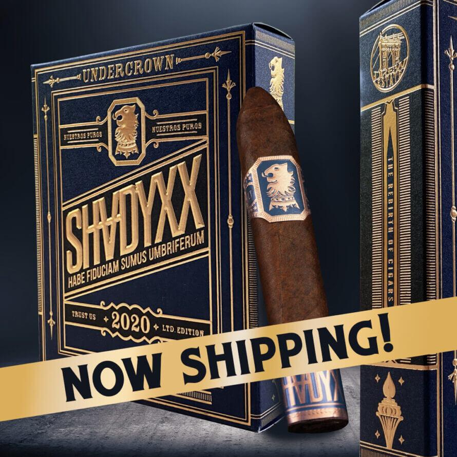 Cigar News: Drew Estate Ships 2020 Dojo Dogma Maduro and ShadyXX