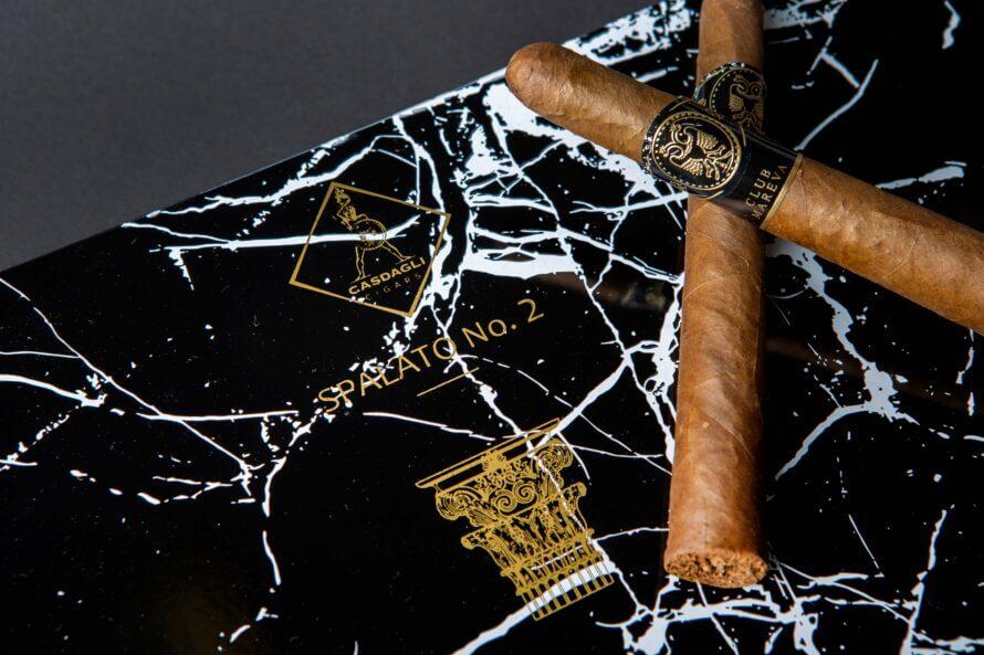Cigar News: Casdagli Announces Mareva Spalato No. 2