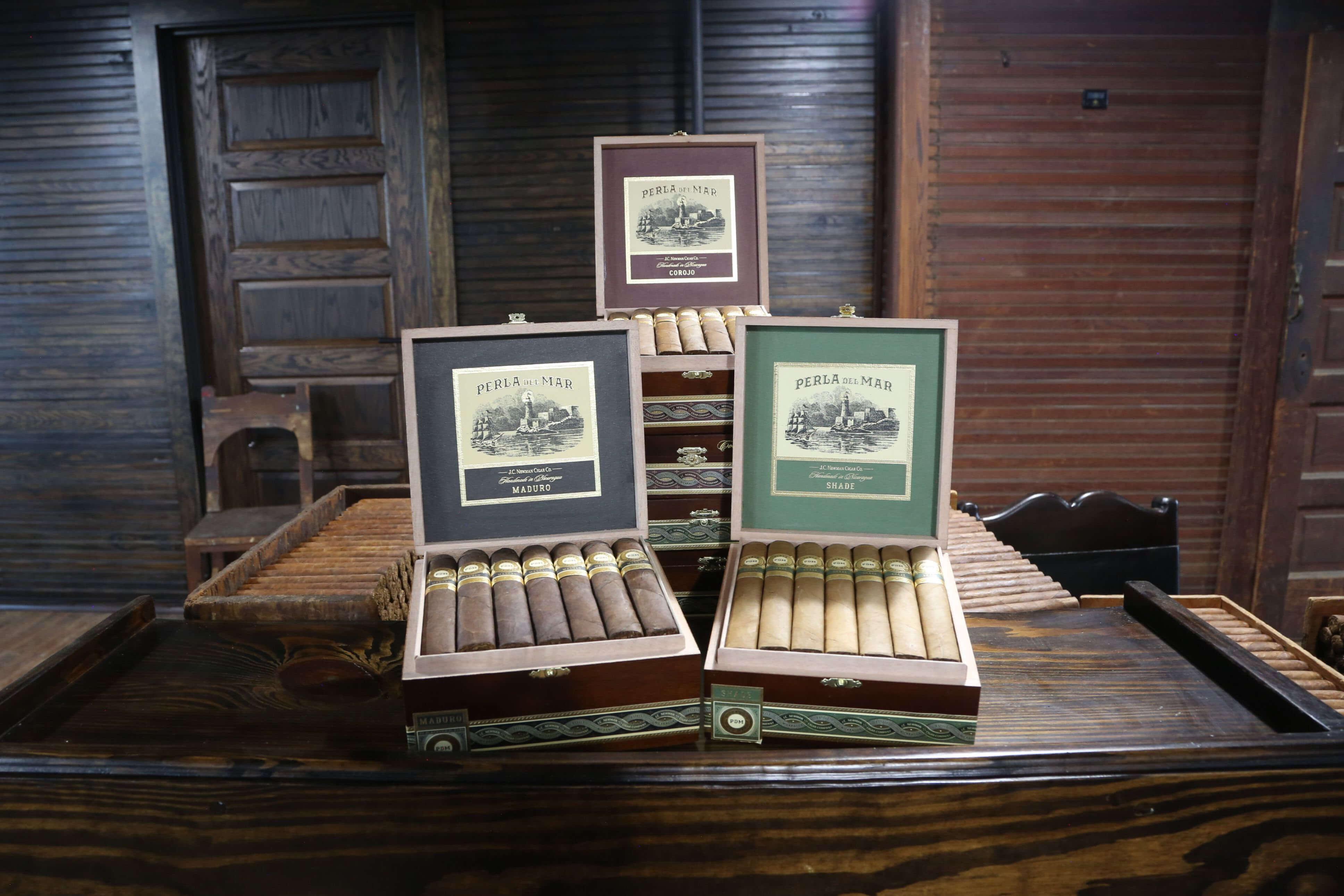 Cigar News: J.C. Newman Relaunches Perla del Mar