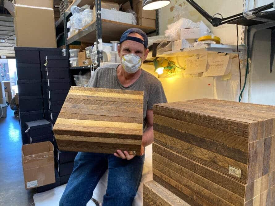 Cigar News: Daniel Marshall Announces Exclusive Humidor with Corona Cigar Co.