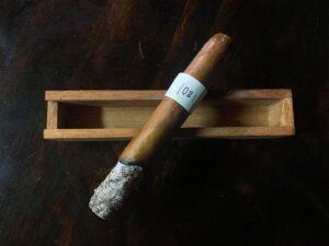 Blind Cigar Review: Gurkha   San Miguel Toro