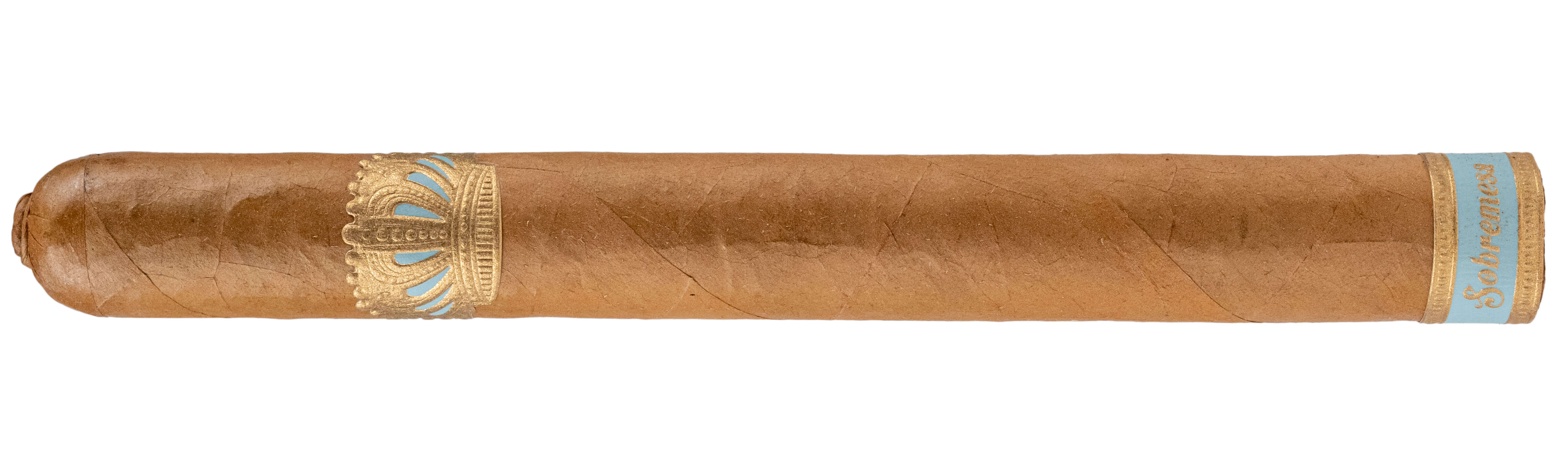 Blind Cigar Review: Dunbarton Tobacco & Trust | Sobremesa Brûlée Blue