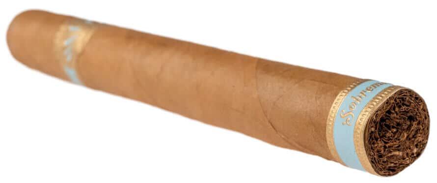 Blind Cigar Review: Dunbarton Tobacco & Trust | Sobremesa Brûlée Blue