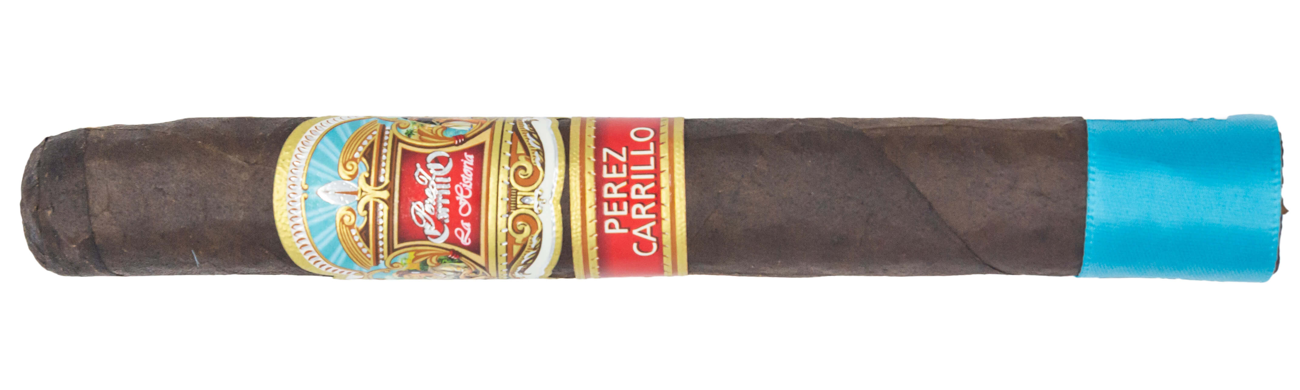 Blind Cigar Review: E.P. Carrillo | La Historia Dona Elena
