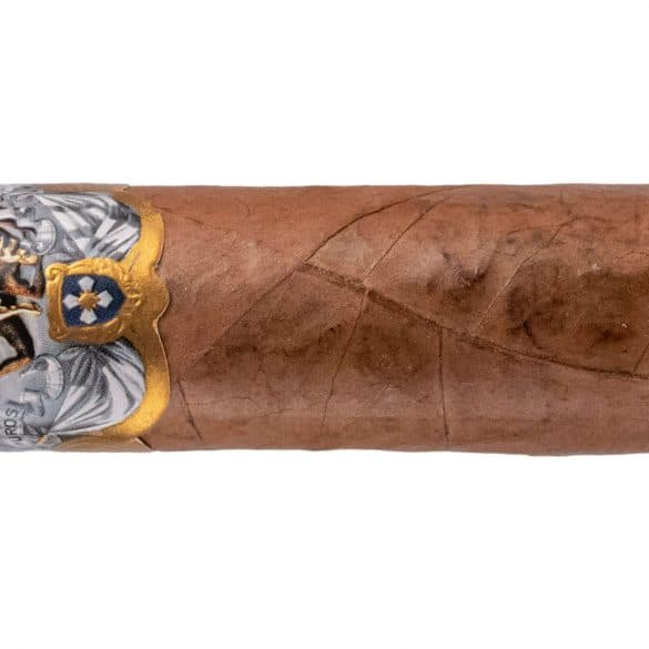 Blind Cigar Review: Gurkha | San Miguel Toro