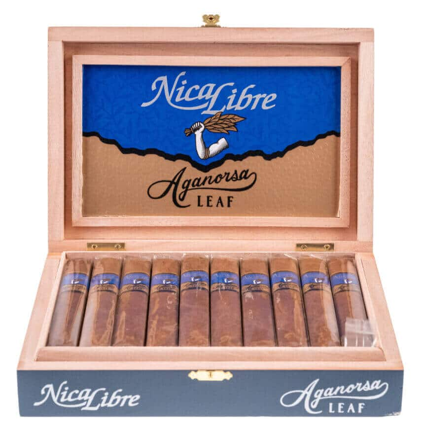 Blind Cigar Review: Nica Libre | x AGANORSA Robusto