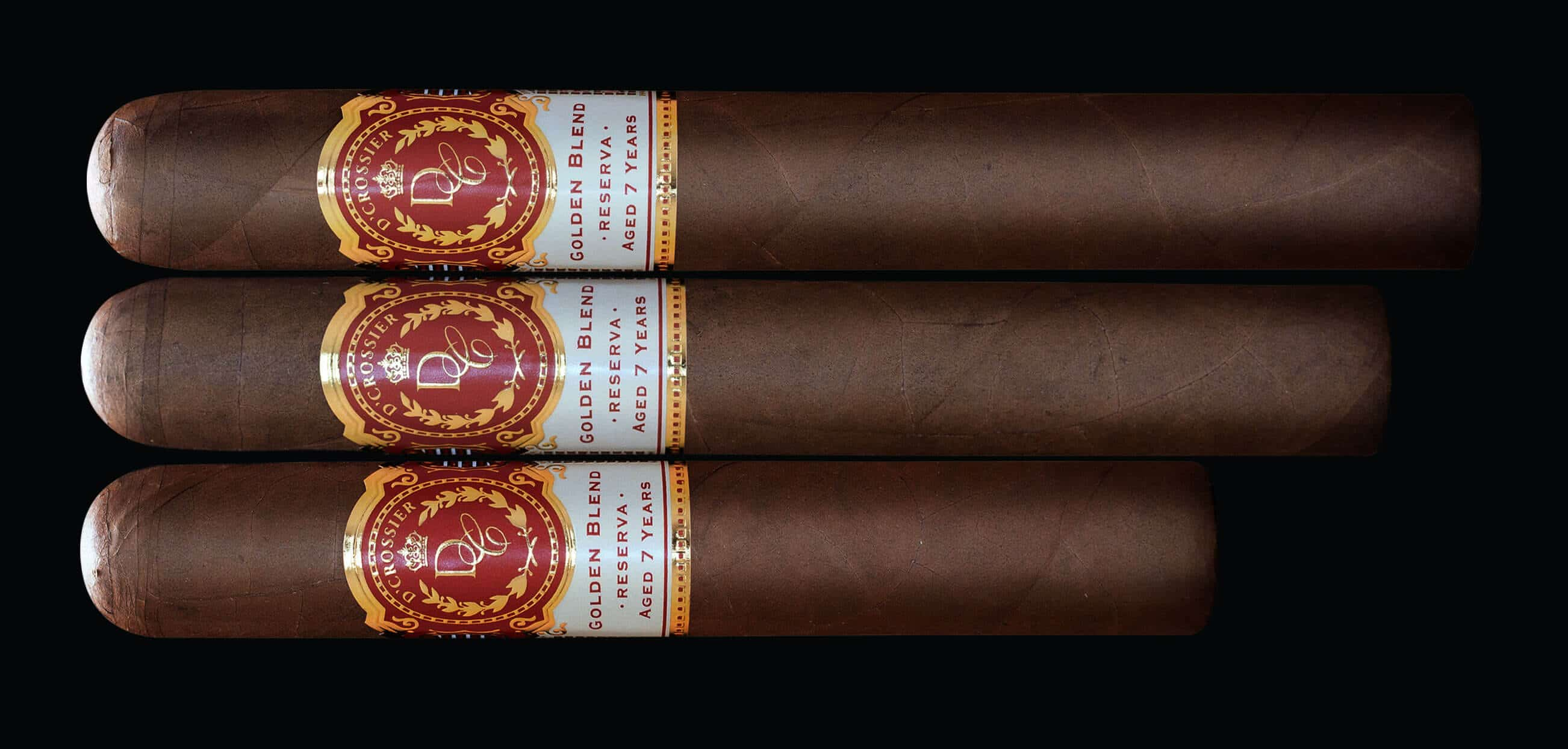 Cigar News: D'Crossier Expands Golden Blend Line with Reserva