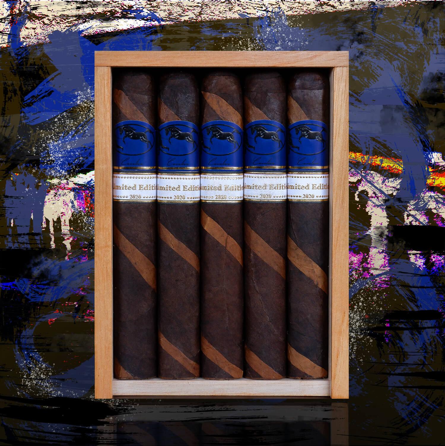 Cigar News: Cavalier Genève Ships LE2020