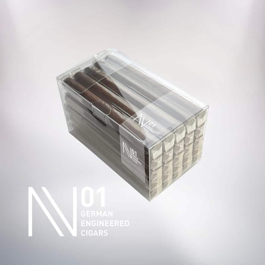 "Cigar News: German Engineered Cigars Announces ""NN"""