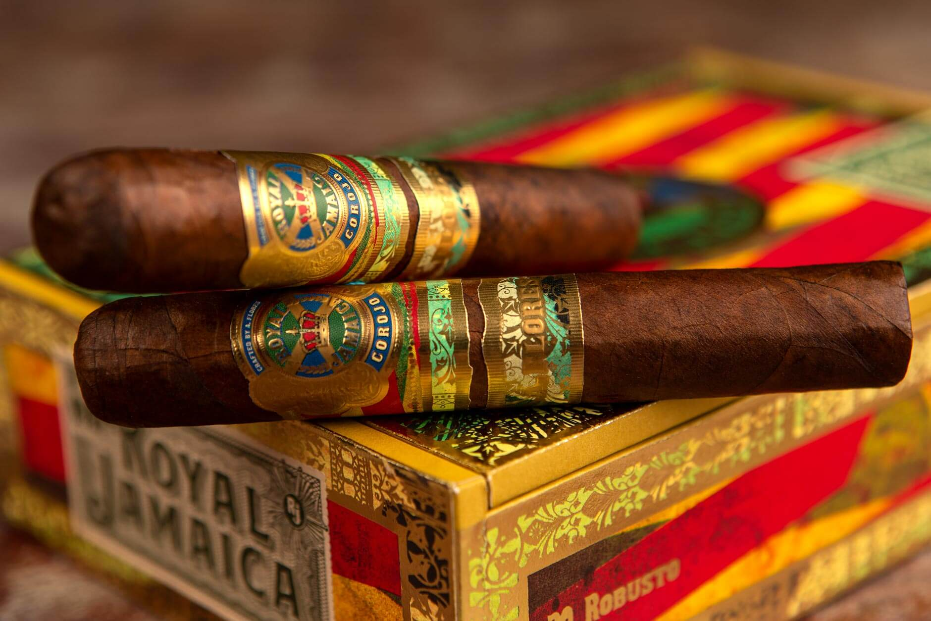 Cigar News: Royal Jamaica Cigars Come Back as Casa de Montecristo Exclusive