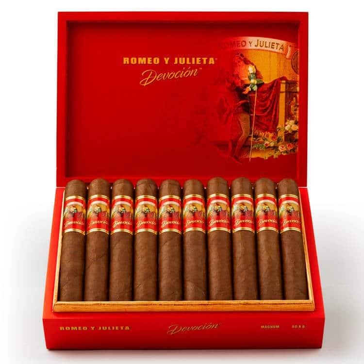 Cigar News: JR Cigar Announces Romeo y Julieta Devoción