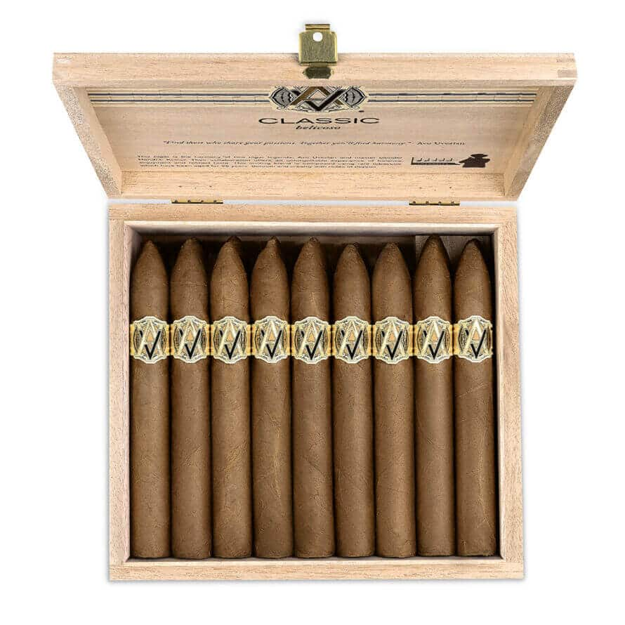 Cigar News: AVO Brings Back Classic Belicoso