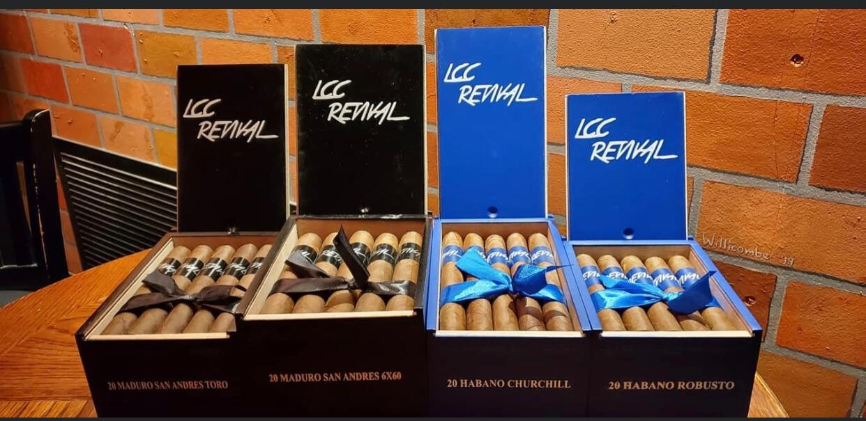Cigar News: Lake Country Cigar announces Revival Habano and Maduro