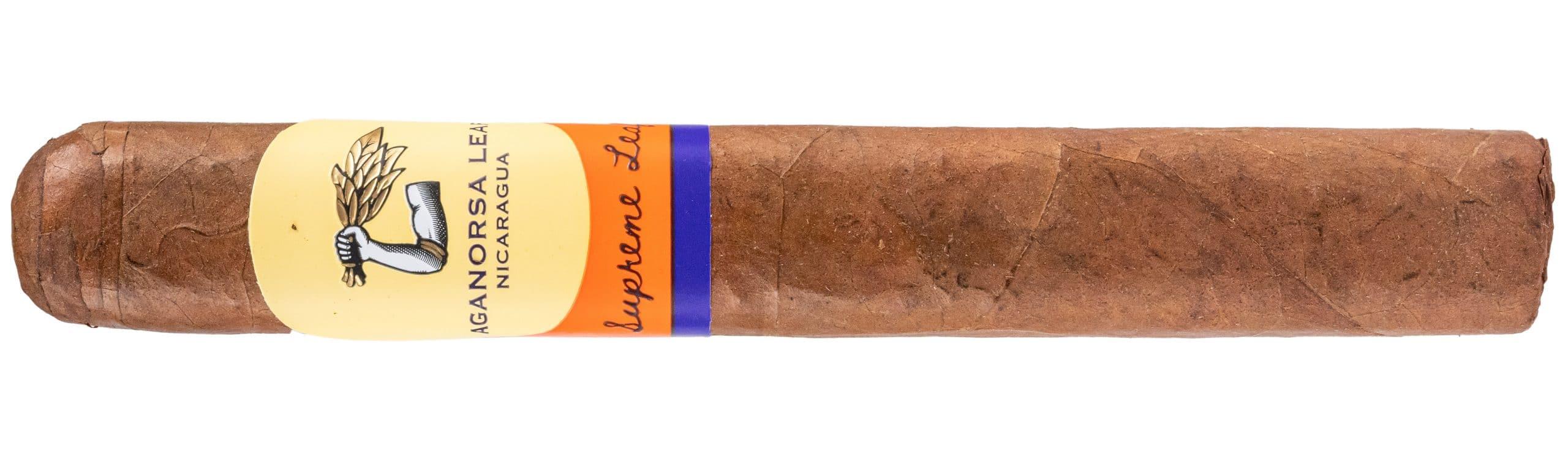 Blind Cigar Review: Aganorsa Leaf | Supreme Leaf Toro