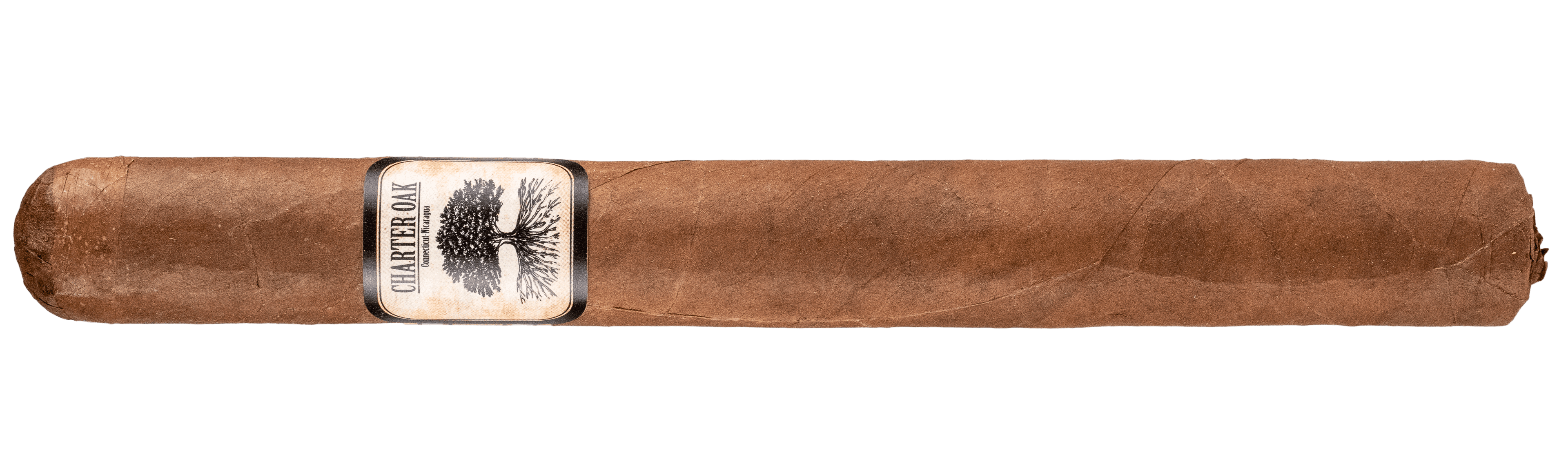 Blind Cigar Review: Foundation   Charter Oak Habano Lonsdale