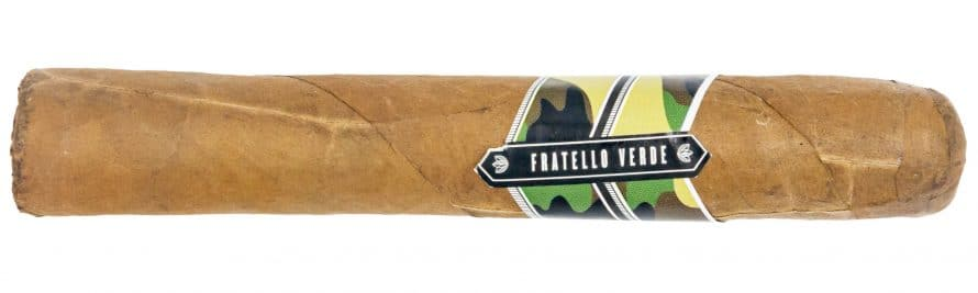 Blind Cigar Review: Fratello | Camo Verde Robusto