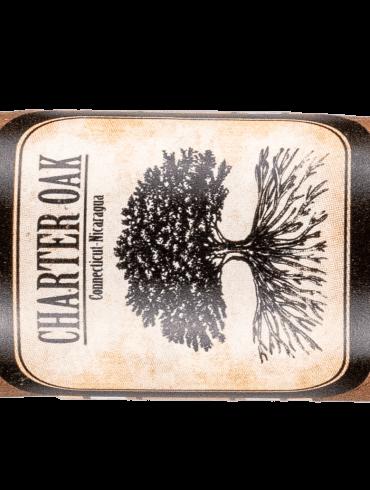 Blind Cigar Review: Foundation | Charter Oak Habano Lonsdale