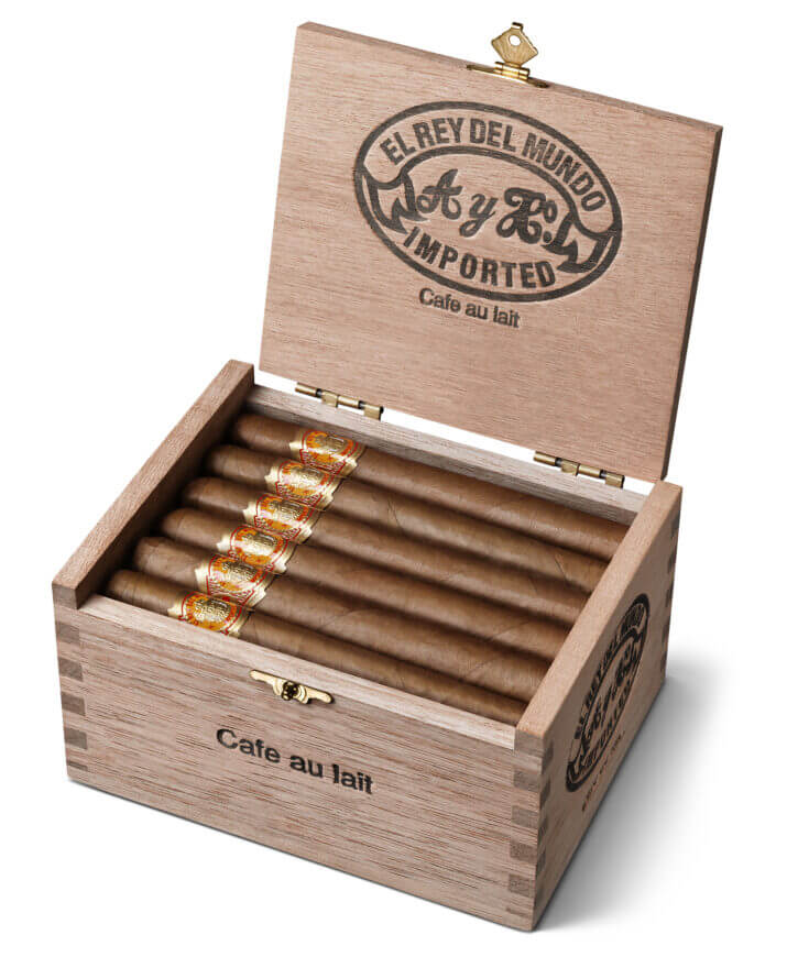 Cigar News: The Forged Cigar Company to Sell El Rey Del Mundo