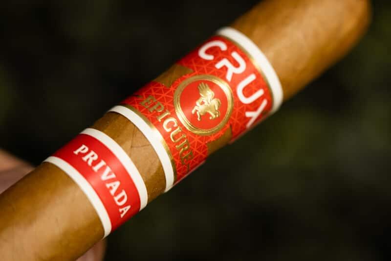 Cigar News: Crux Cigars Announces Epicure Lonsdale