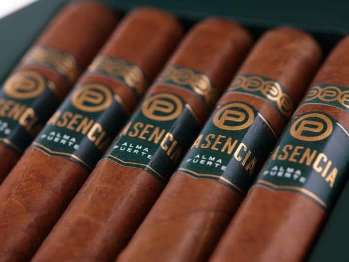 Cigar News: Plasencia Ships Alma Fuerte Sixto I Hexagon- Colorado Claro