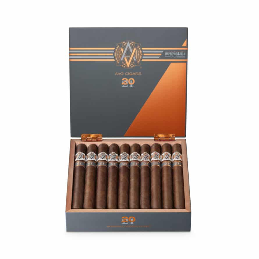 Cigar News: Davidoff Announces AVO Improvisation Series 2021