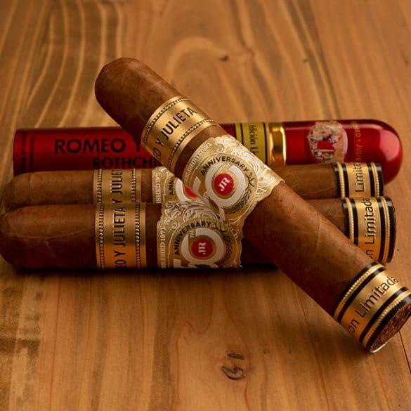 Cigar News: JR Cigar Announces Romeo y Julieta Edicion Limitada JR 50th