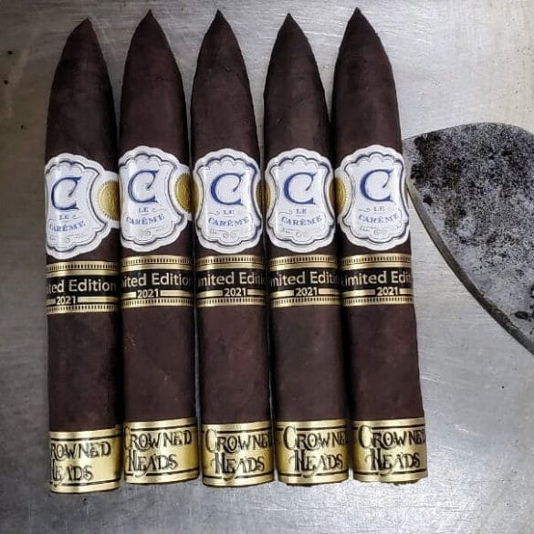 Cigar News - Crowned Heads Brings Back Le Carême Belicosos Finos