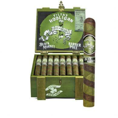 Cigar News: Alec Bradley Black Market Filthy Hooligan and Filthy Hooligan Shamrock Return for 2021!