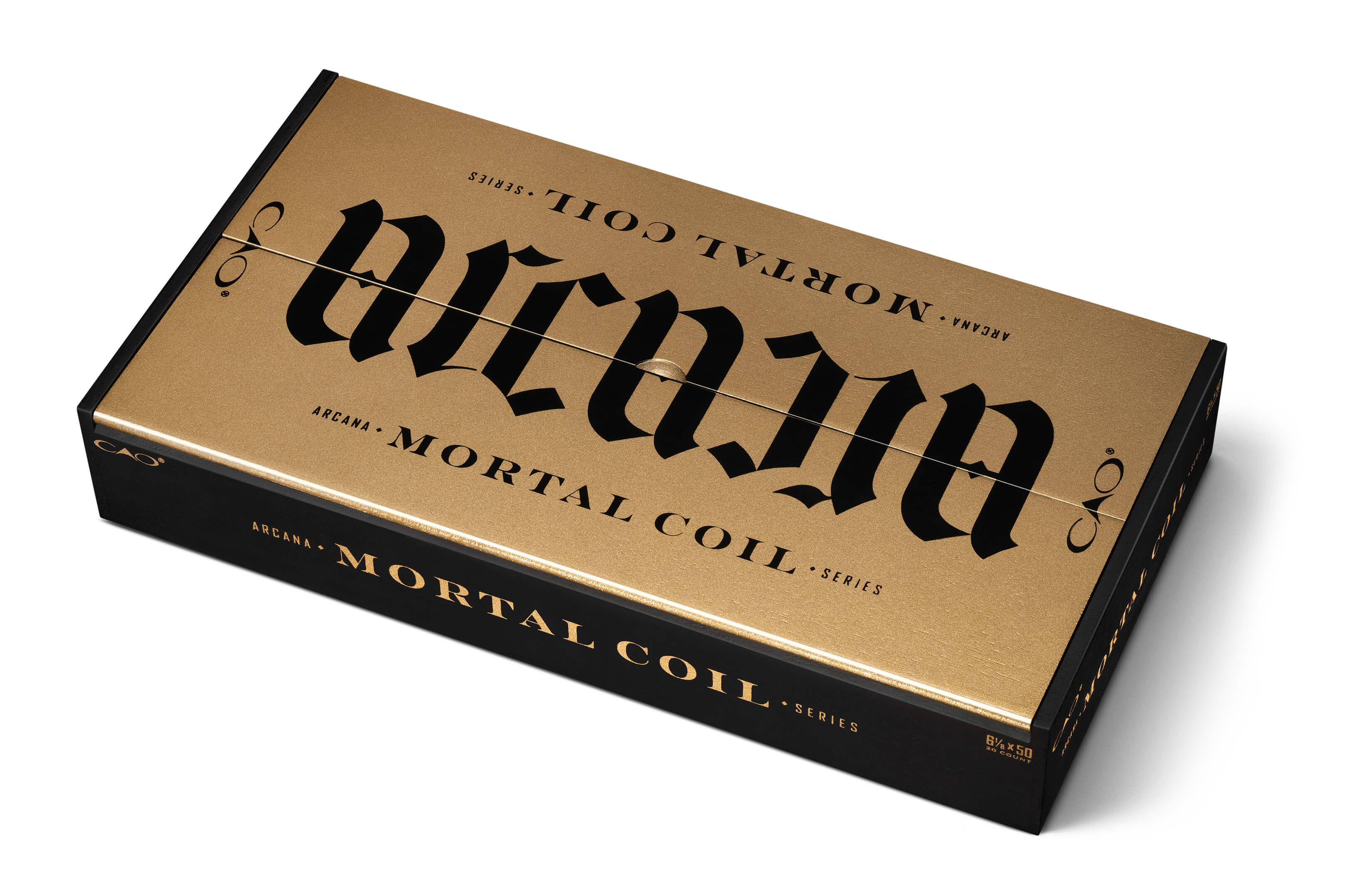 Cigar News: CAO Announces Arcana Series, Starting with Mortal Coil