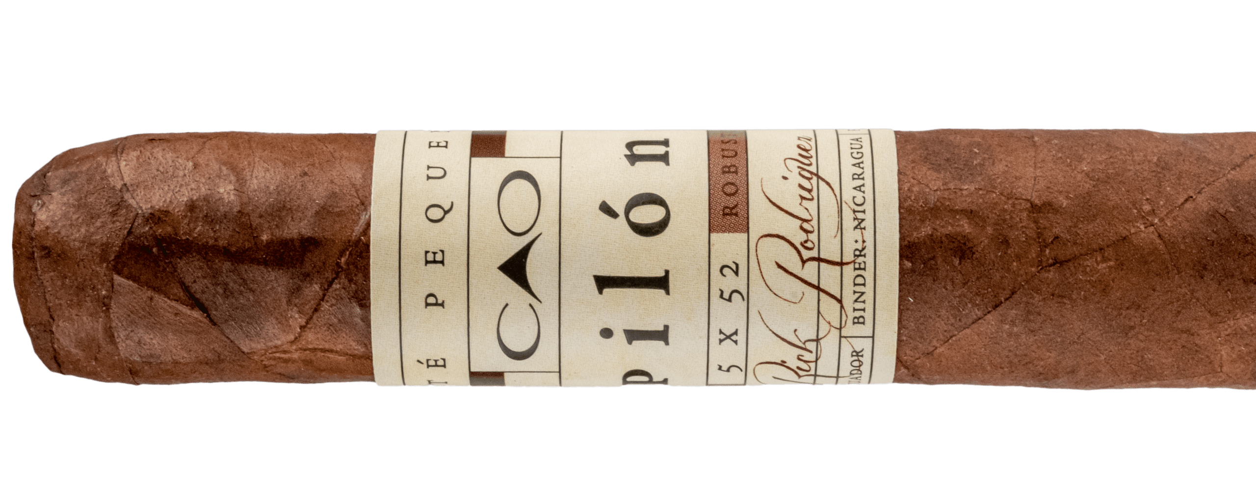 Blind Cigar Review: CAO | Pilón Robusto Revisited