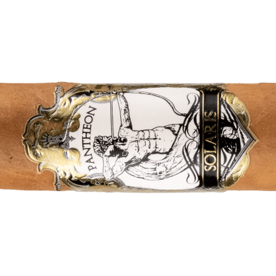 Blind Cigar Review: Pantheon | Solaris Toro