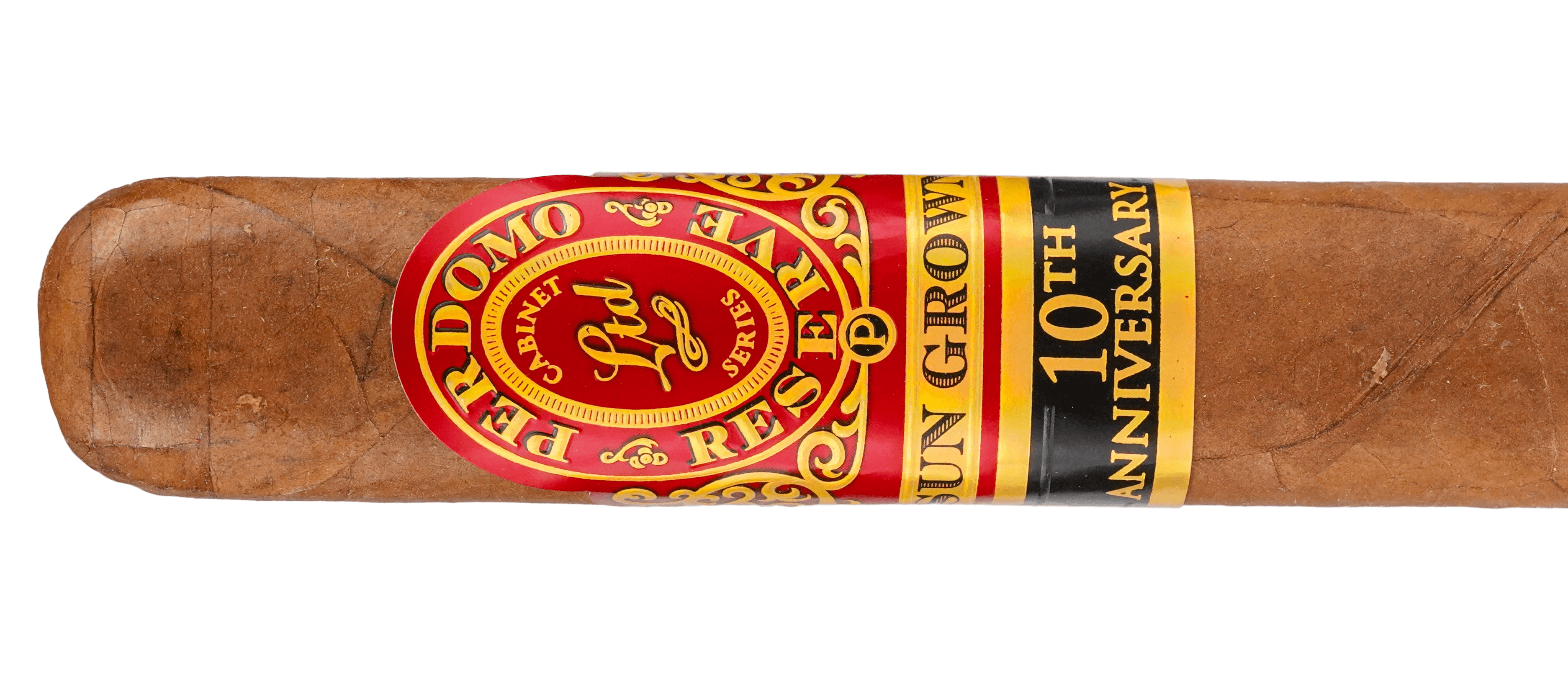 Blind Cigar Review: Perdomo | Reserve 10th Anniversary Box-Pressed Sun Grown Epicure