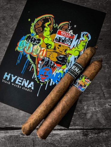 Cigar News: Black Works Studio Announces Hyena