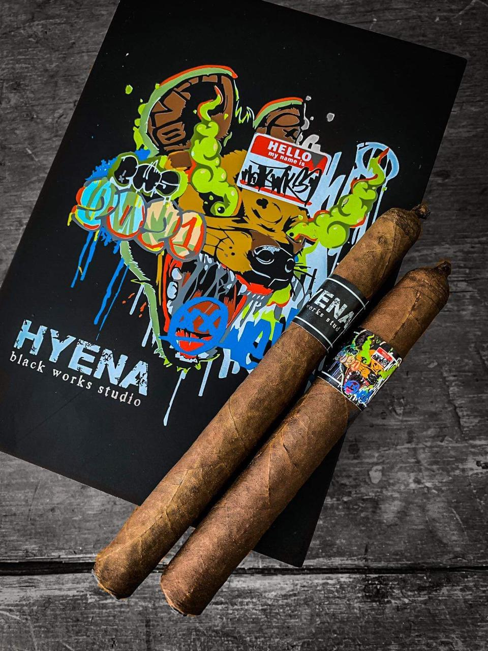 Cigar News: Black Works Studio Announces Hyena