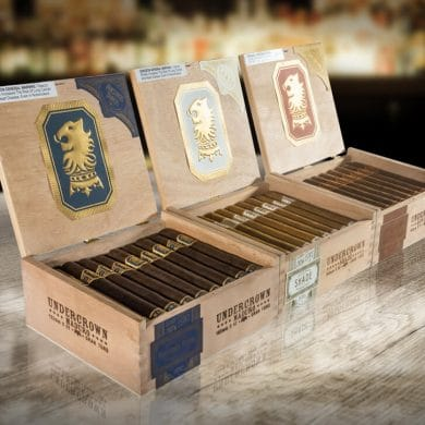 Cigar News: Drew Estate Updates Undercrown Packaging