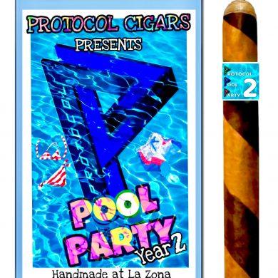 Cigar News: Protocol Cigars Announce Pool Party Year 2 Cigar