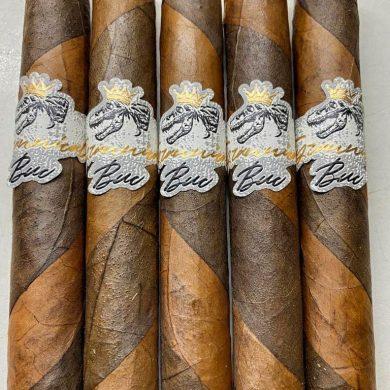Cigar News: Jas Sum Kral Announces Tyrannical Buc Barber Pole