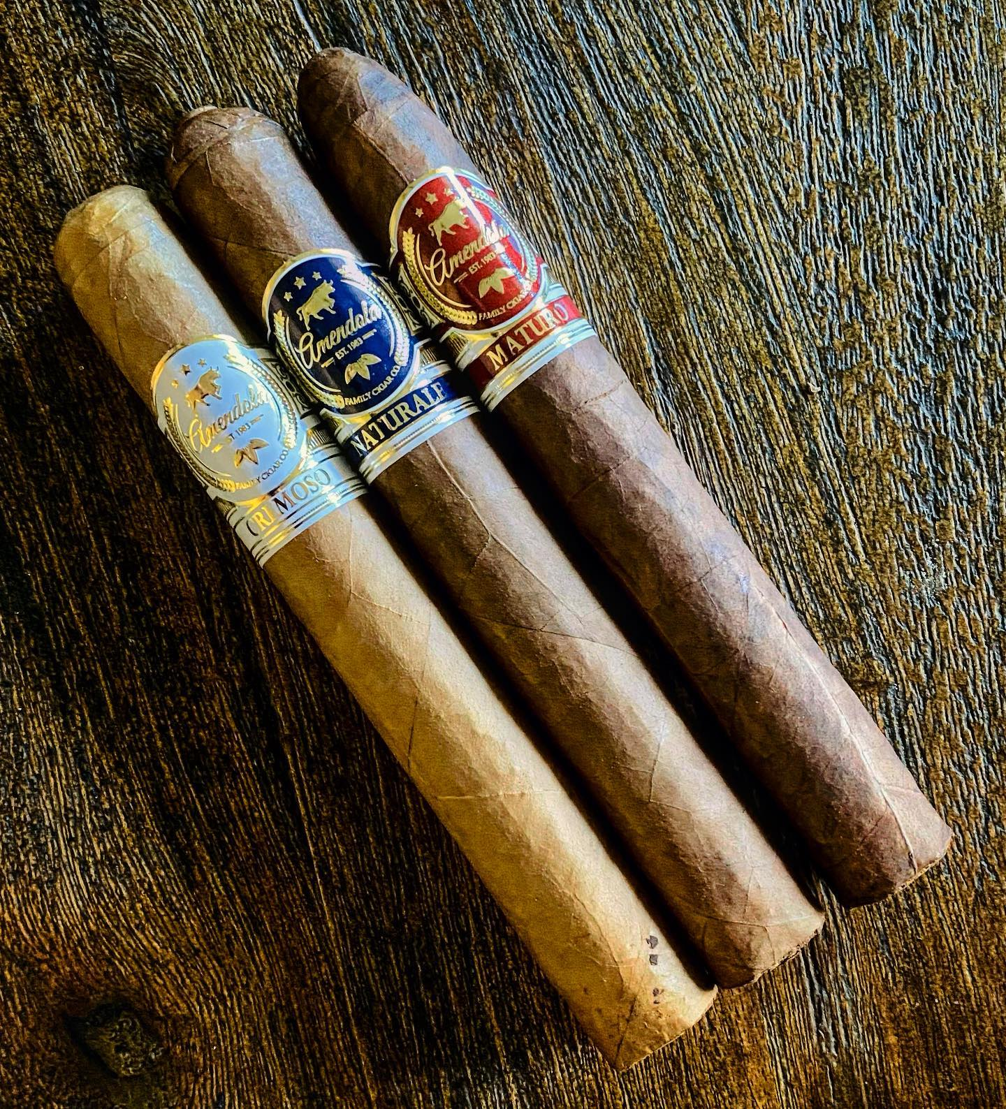 Cigar News: Illusione to Distribute Amendola Family Cigar Co.