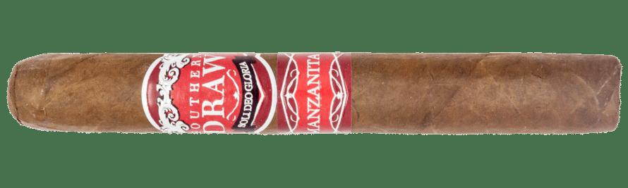 Blind Cigar Review: Southern Draw   Manzanita Toro