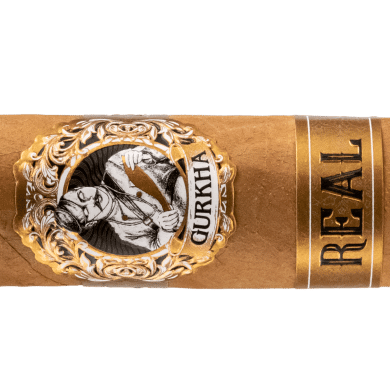 Blind Cigar Review: Gurkha | Real Toro