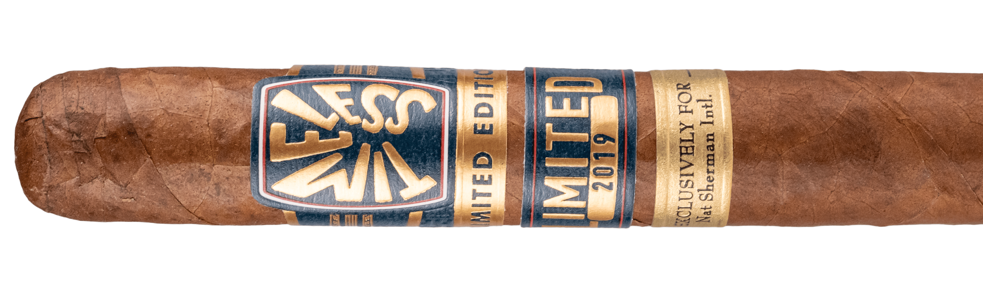 Blind Cigar Review: Nat Sherman   Timeless Limited Edition 2019